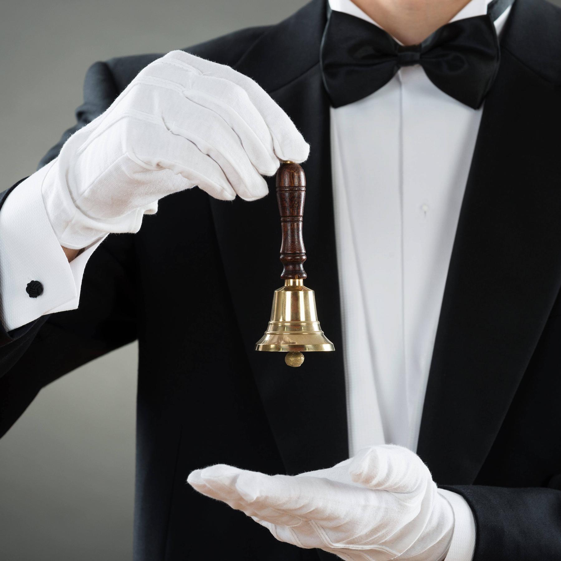 Der Butler - Unsichtbar und stets zu Diensten