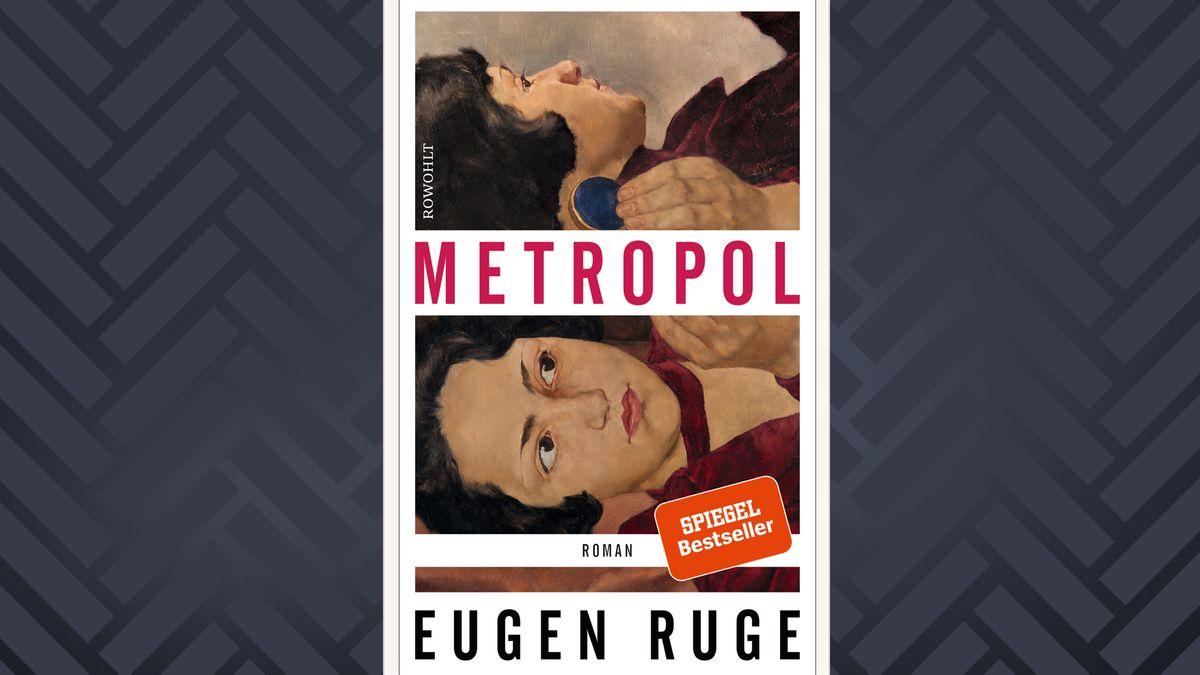 """Cover: Eugen Ruge: """"Metropol"""""""