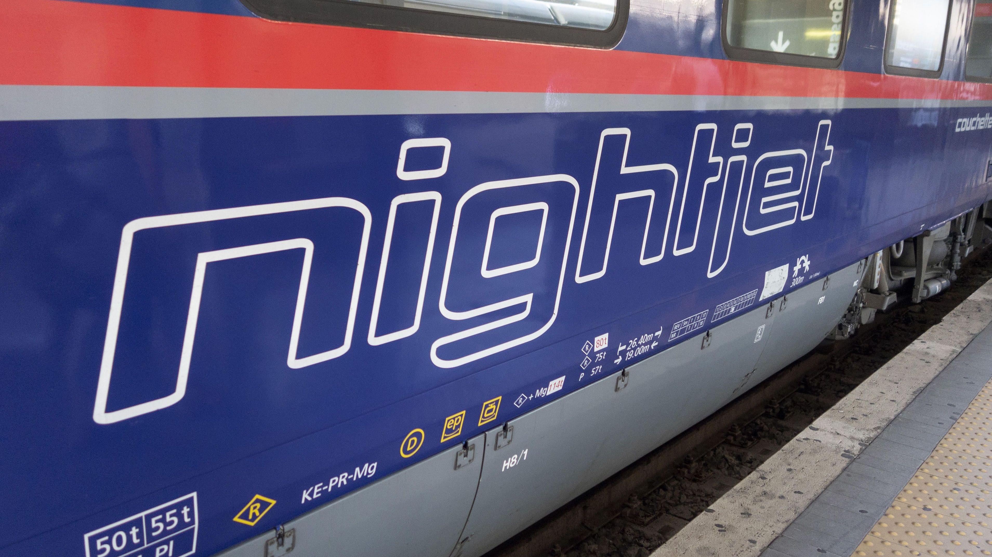 Nightjet der ÖBB in Deutschland