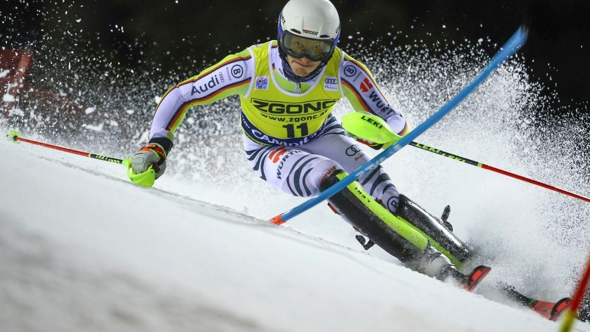 Ski alpin: Weltcup Slalom der Herren