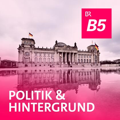 Podcast Cover Politik und Hintergrund | © 2017 Bayerischer Rundfunk