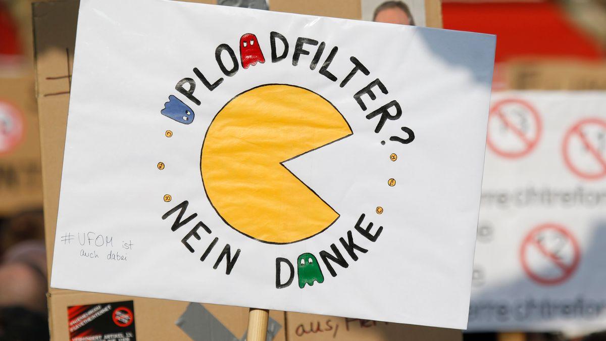 Proteste gegen Uploadfilter