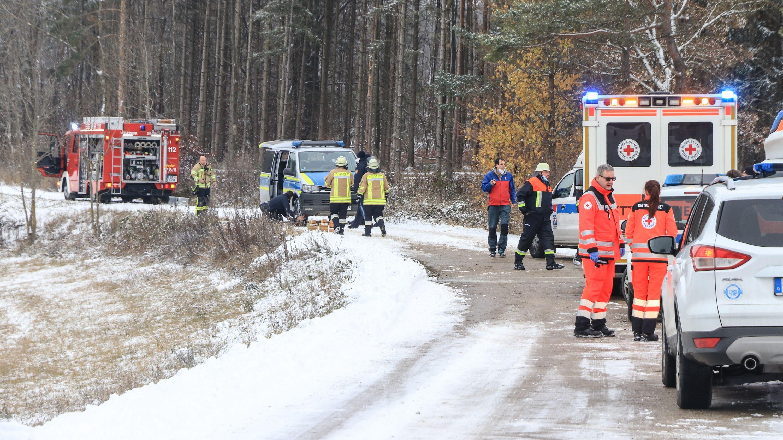 Mann wird bei Heiligenstadt von Baum erschlagen   BR24