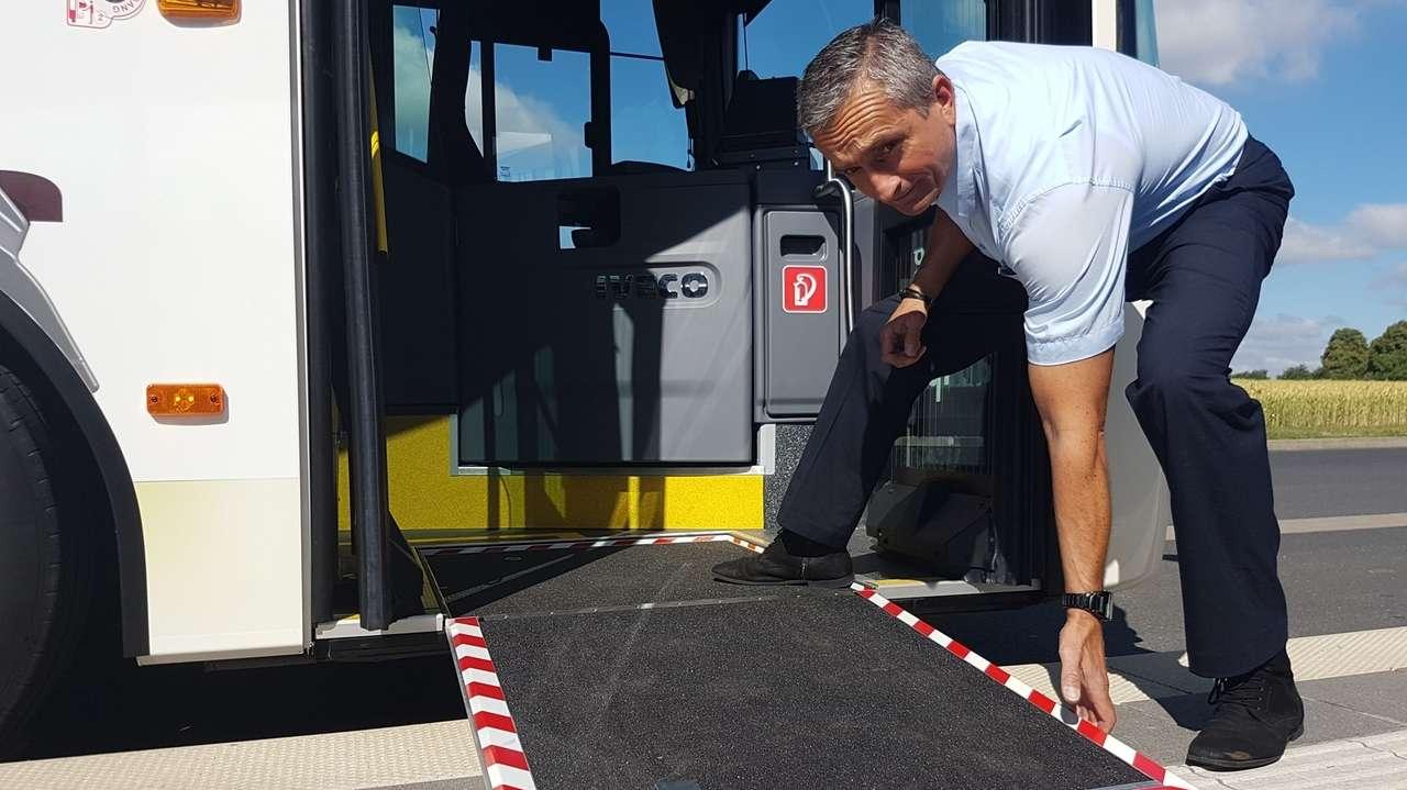 Seniorengerechter Easy Bus Großostheim