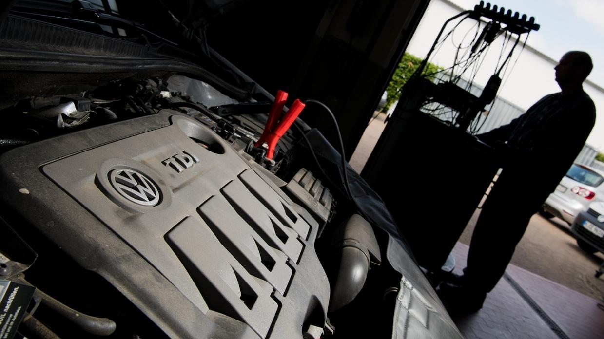 Diesel-Software (Symbolbild)