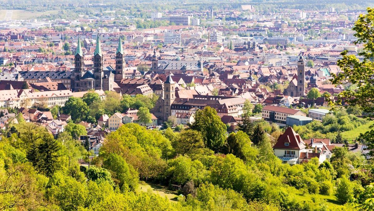 Das RKI meldet für die Stadt Bamberg aktuell die höchste Sieben-Tage-Inzidenz in Oberfranken.