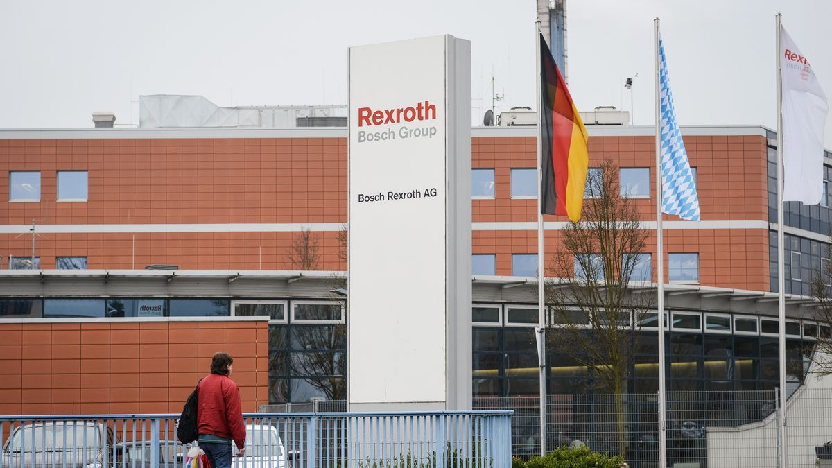 Bosch Rexroth in Lohr am Main