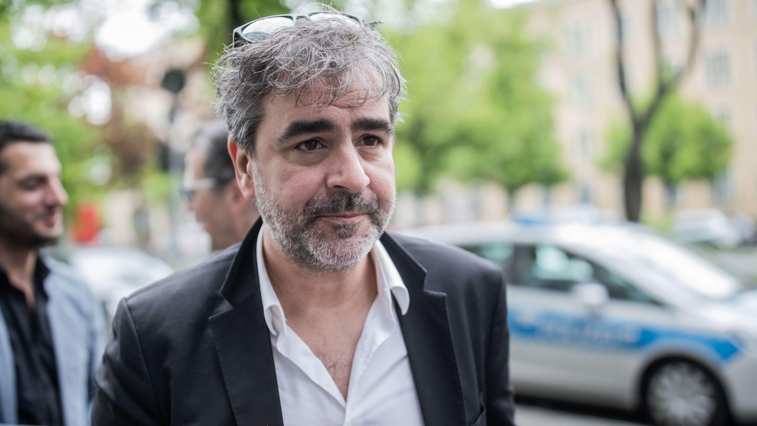 """Der """"Welt""""-Journalist Deniz Yücel"""