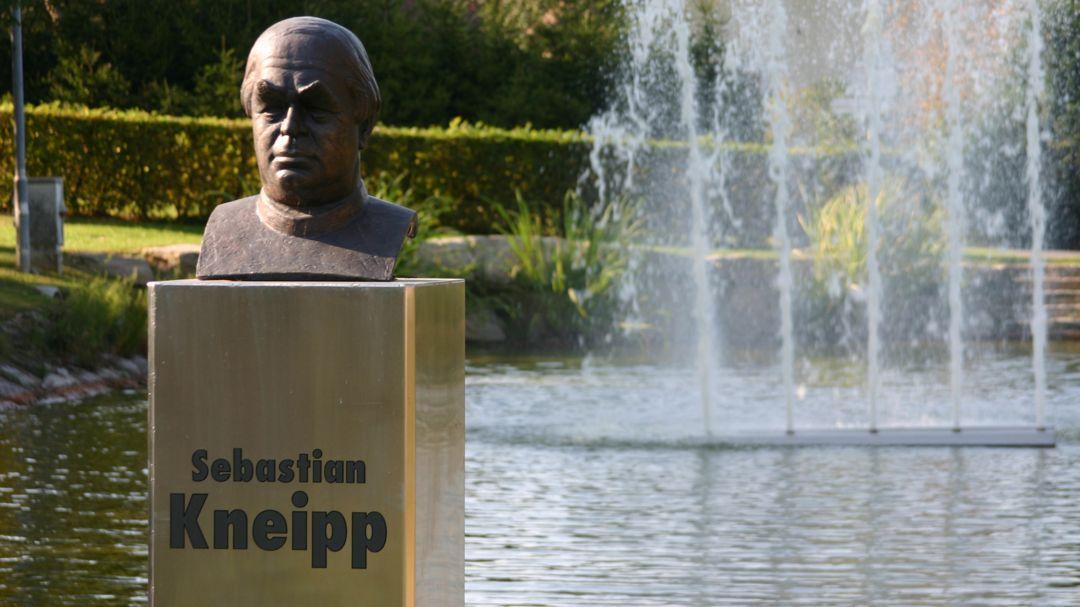 Das Wassertreten hat er in Deutschland als Therapieform etabliert: Sebastian Kneipp.