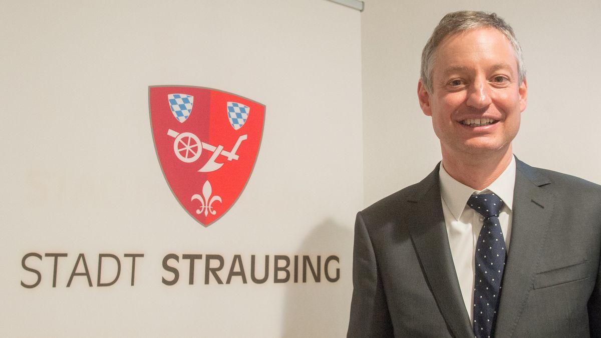 Markus Pannermayr (CSU), Oberbürgermeister von Straubing
