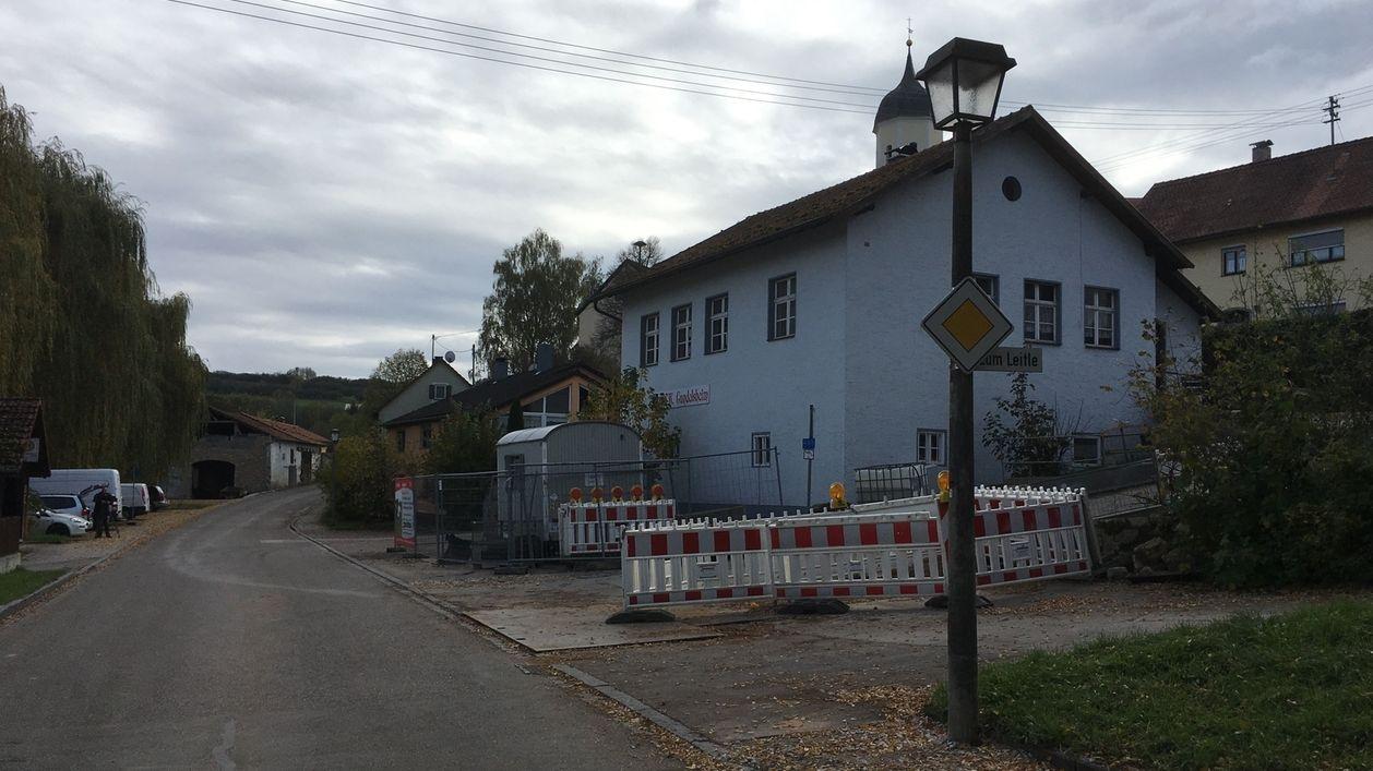 Feuerwehr in Gundelsheim-Treuchtlingen