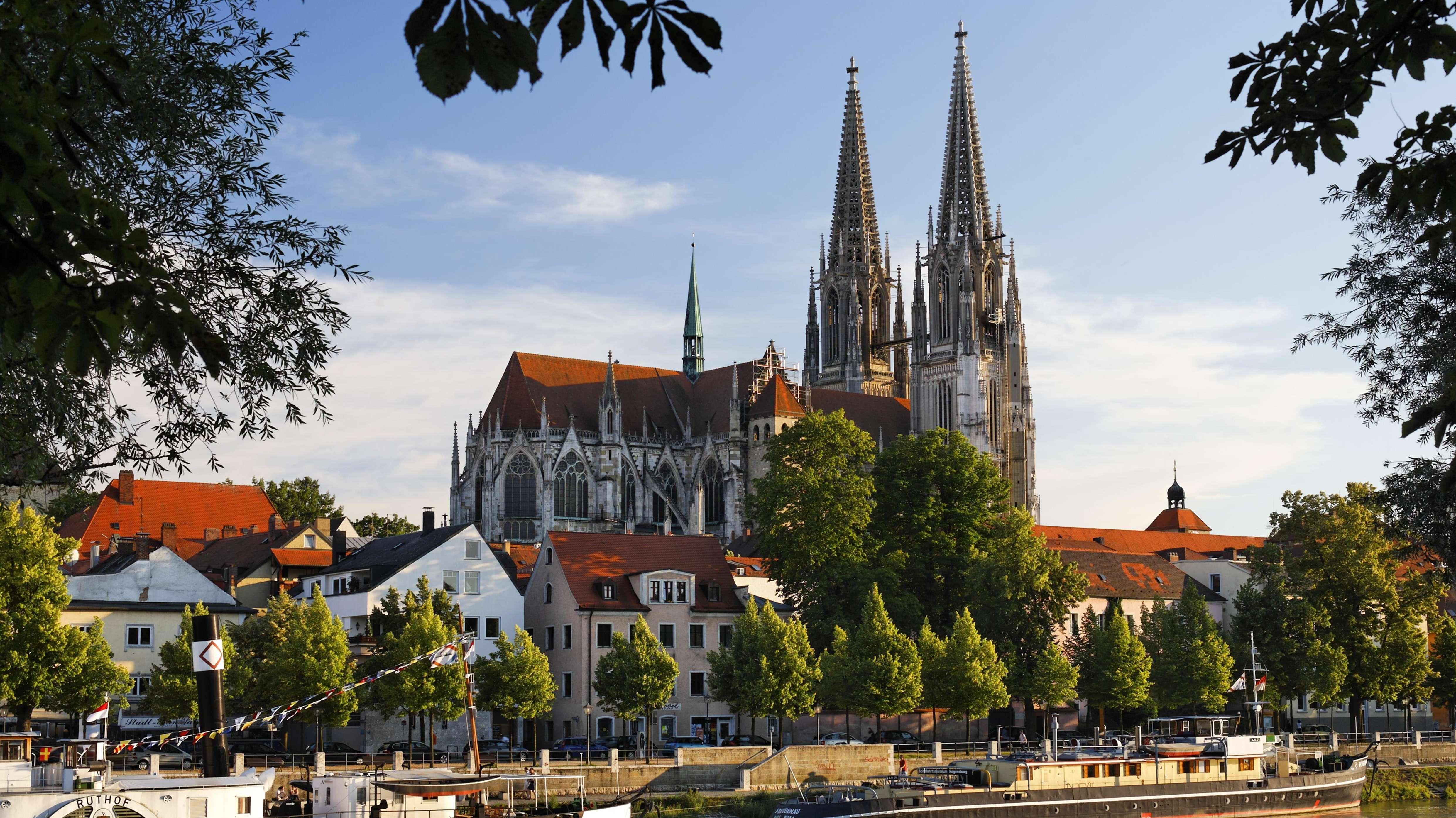 Der Regensburger Dom Sankt Peter