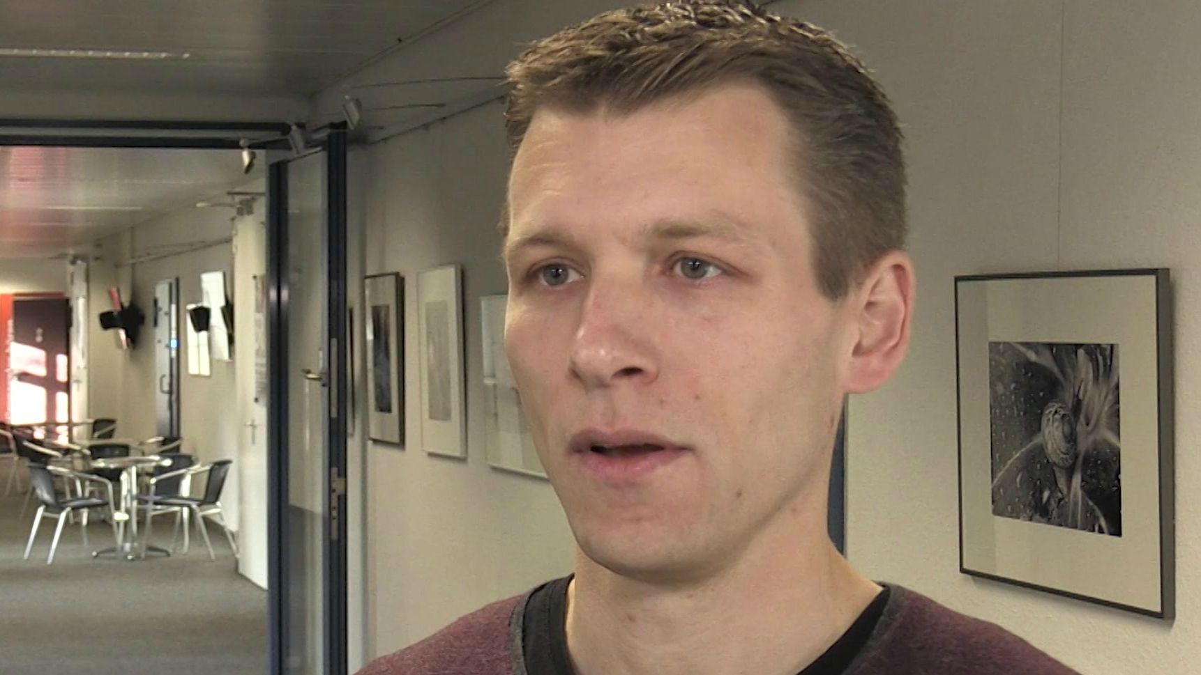 Bundesliga-Schiedsrichter Benjamin Cortus