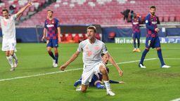 Thomas Müller in seinem 113. Champions-League-Spiel | Bild:imago images / Poolfoto