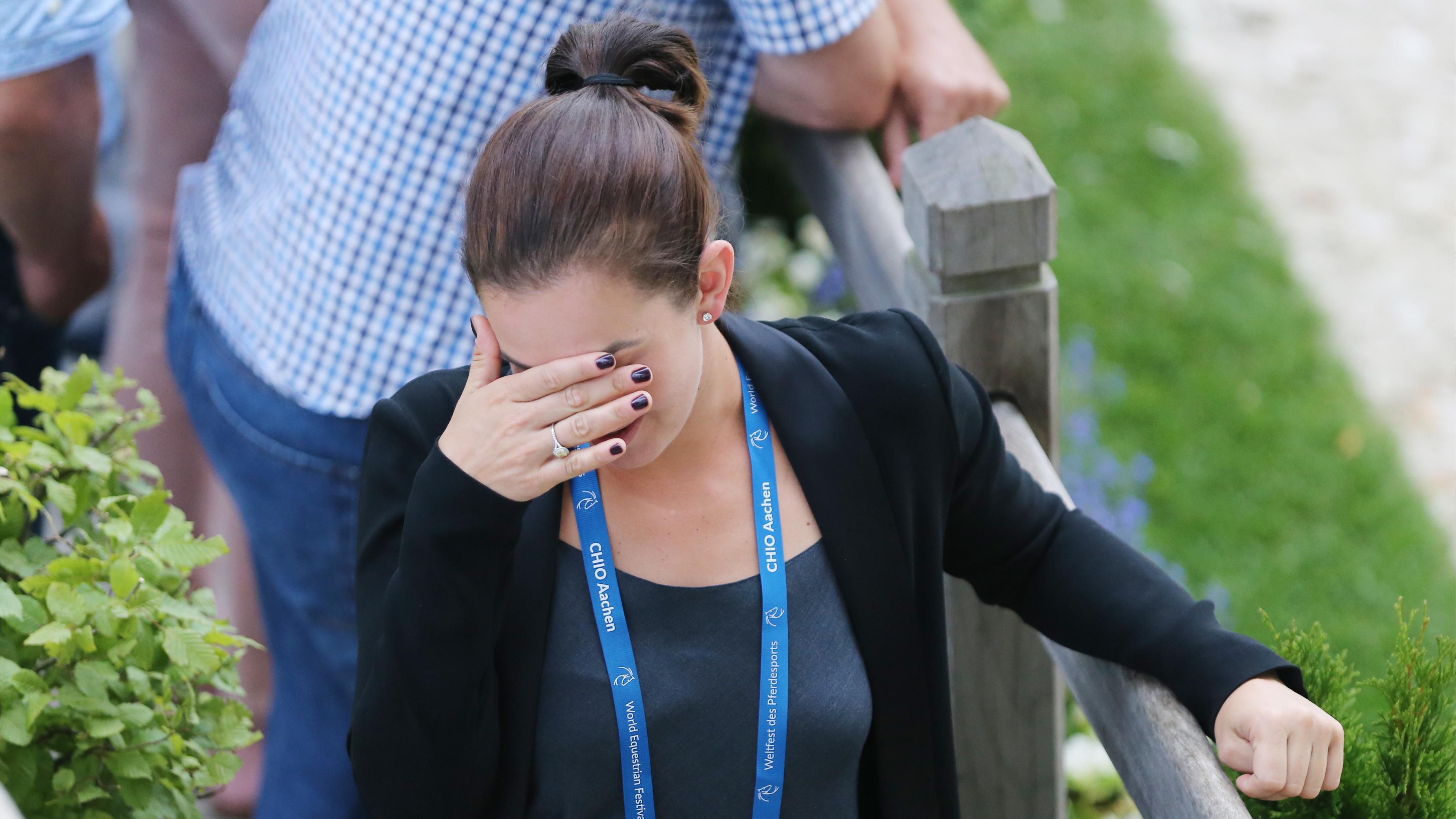 Lisa Müller, Ehefrau des Fußballers Thomas Müller