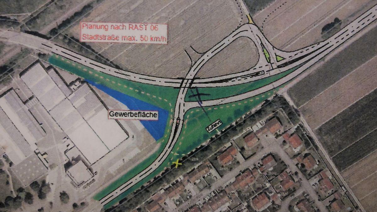 Aktueller Planungsstand zur Verkehrsentlastung