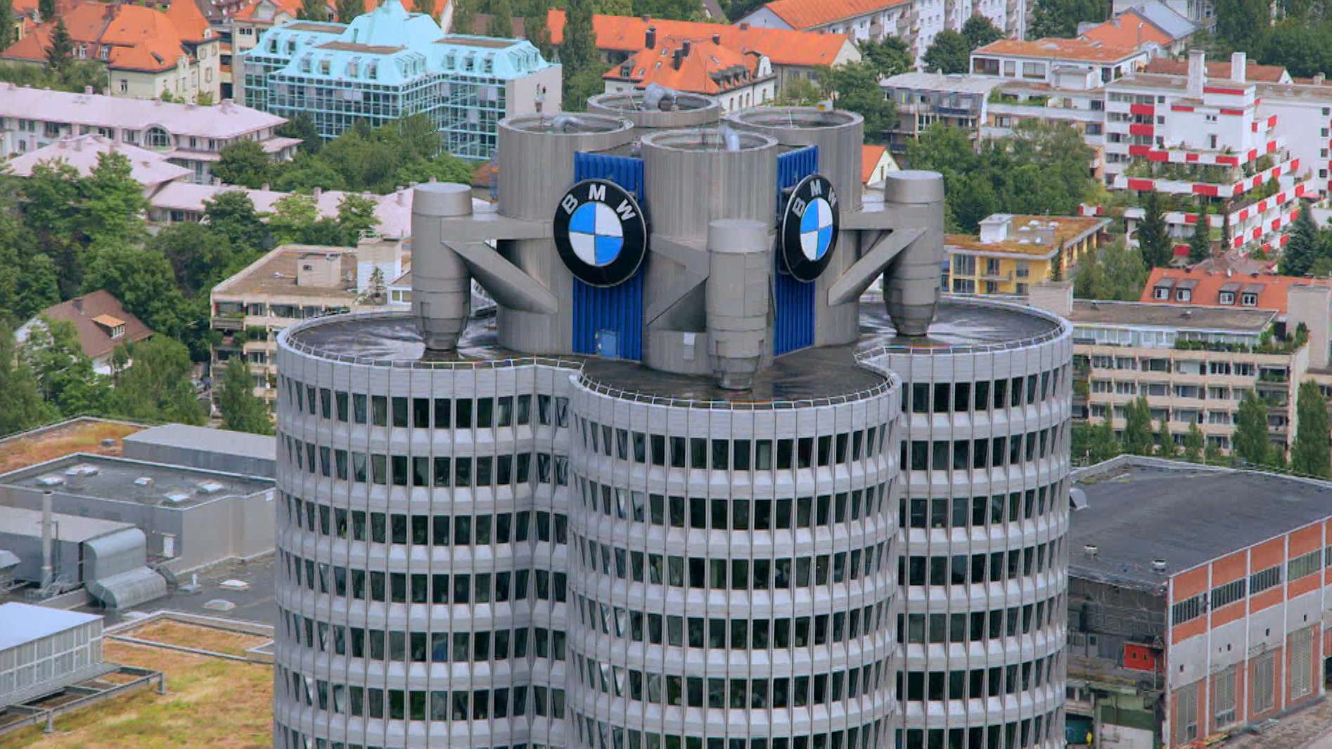 BMW-Firmengebäude