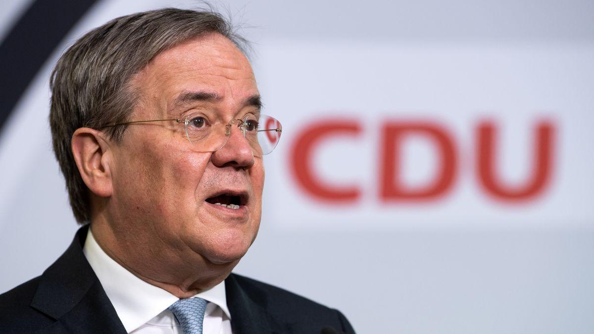 CDU-Chef Armin Laschet.