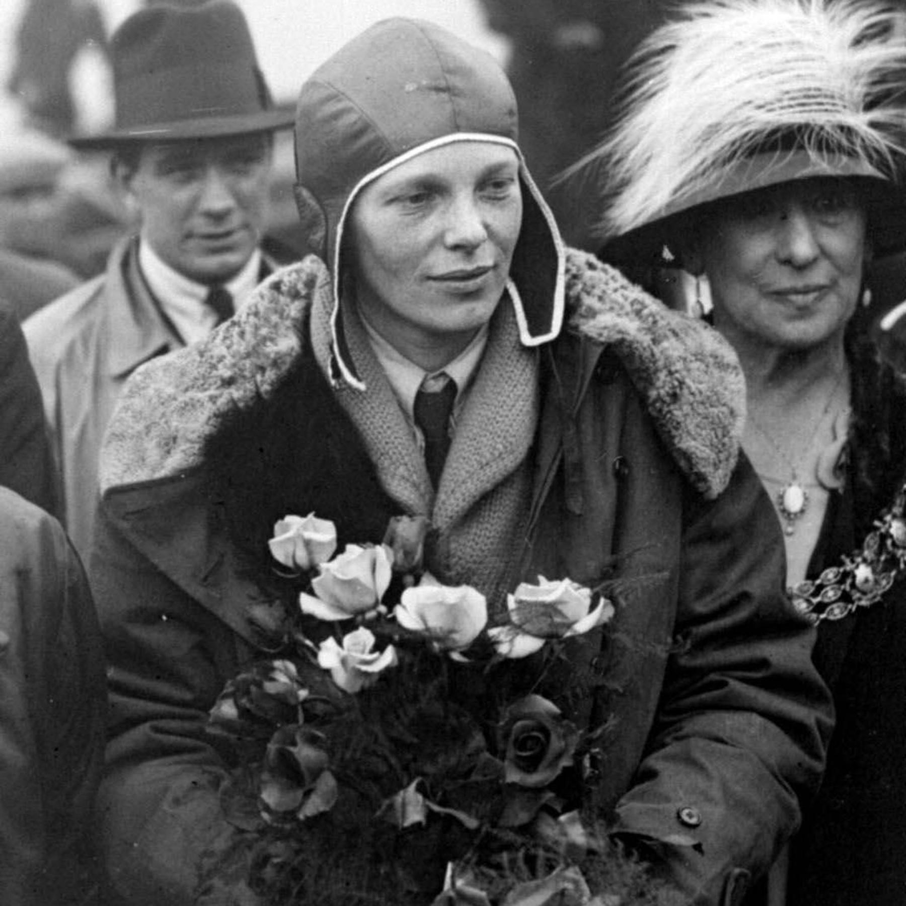 Amelia Earhart - Die tragische Heldin der Lüfte