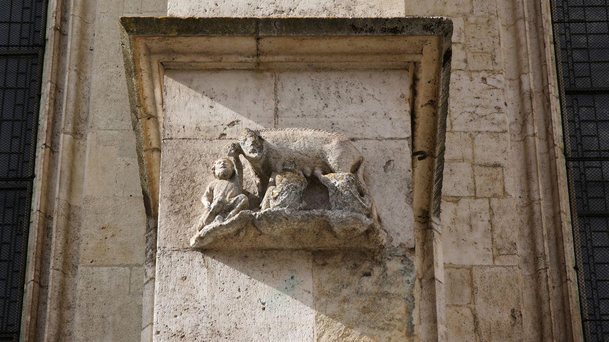 Antisemitische Sau-Darstellung am Regensburger Dom