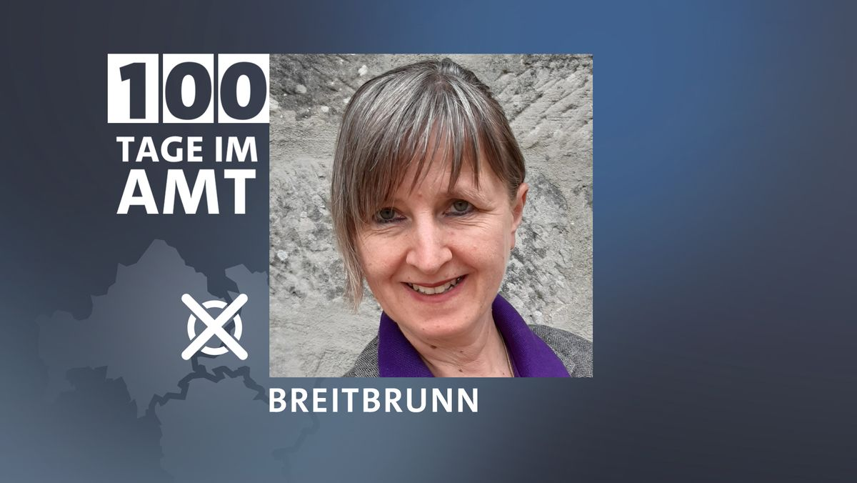 Ruth Frank, Bürgermeisterin von Breitbrunn
