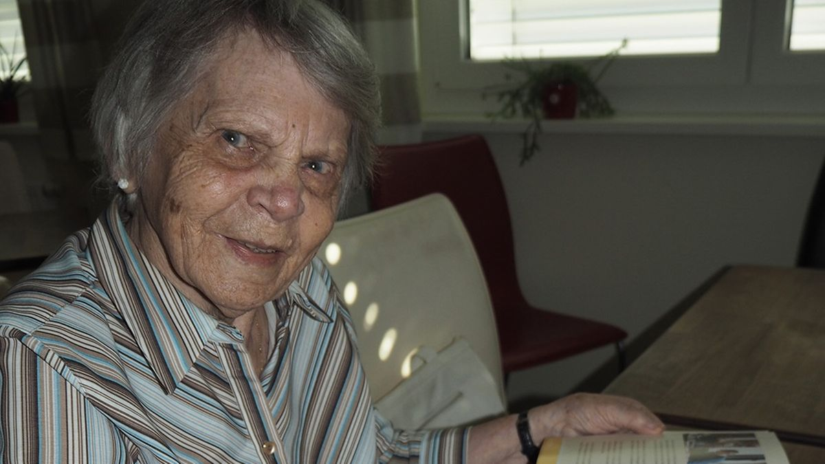 DAHW-Mitbegründerin Irene Kober