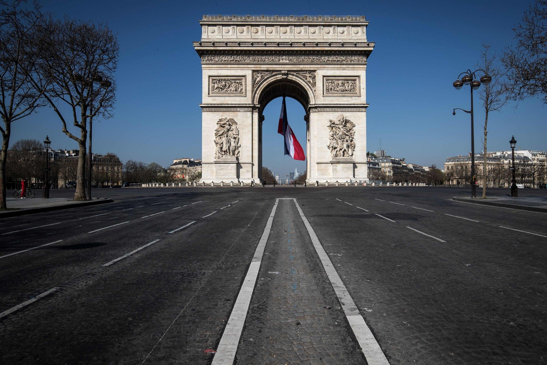 Ausgangssperre in Frankreich bis 11. Mai