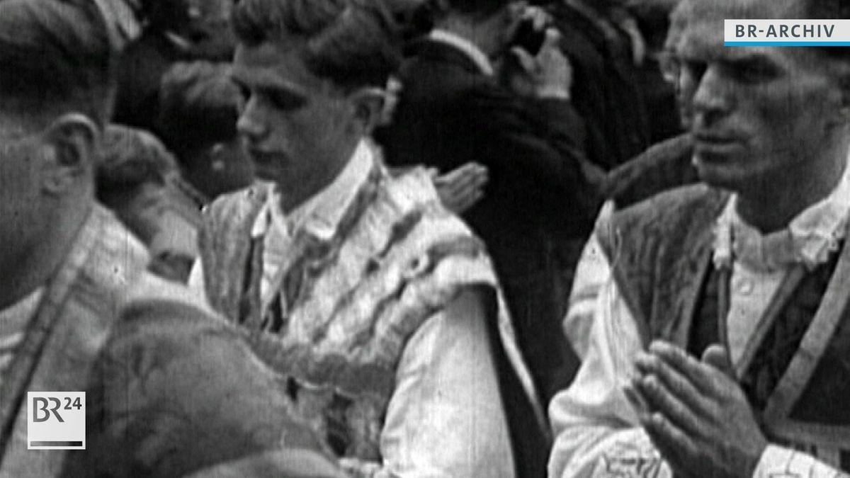 Joseph Ratzinger: Die Priesterweihe
