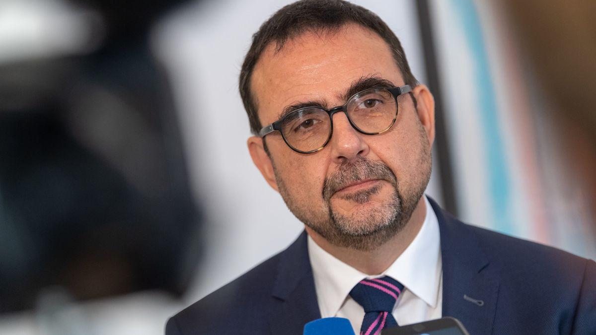 Klaus Holetschek (CSU), neuer bayerischer Gesundheitsminister