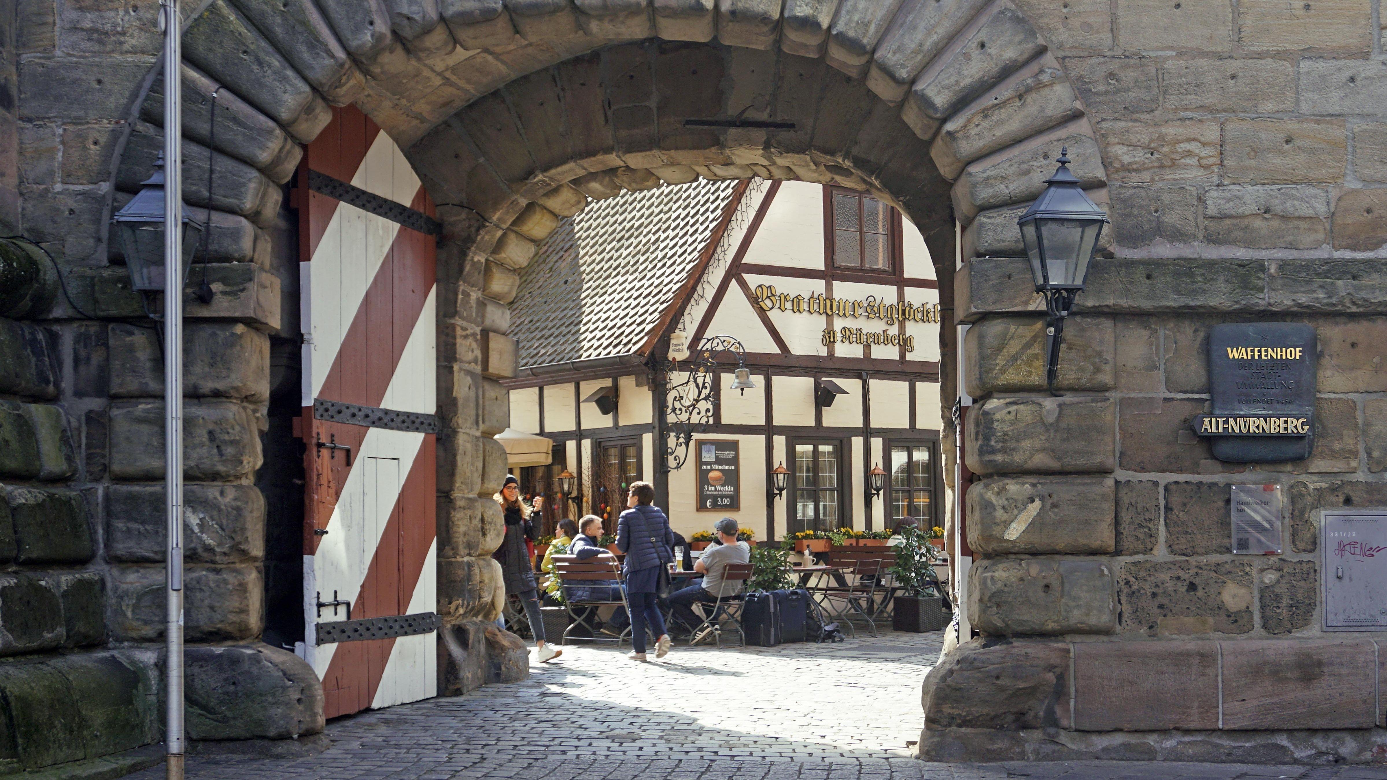 Nürnberger Handwerkerhof
