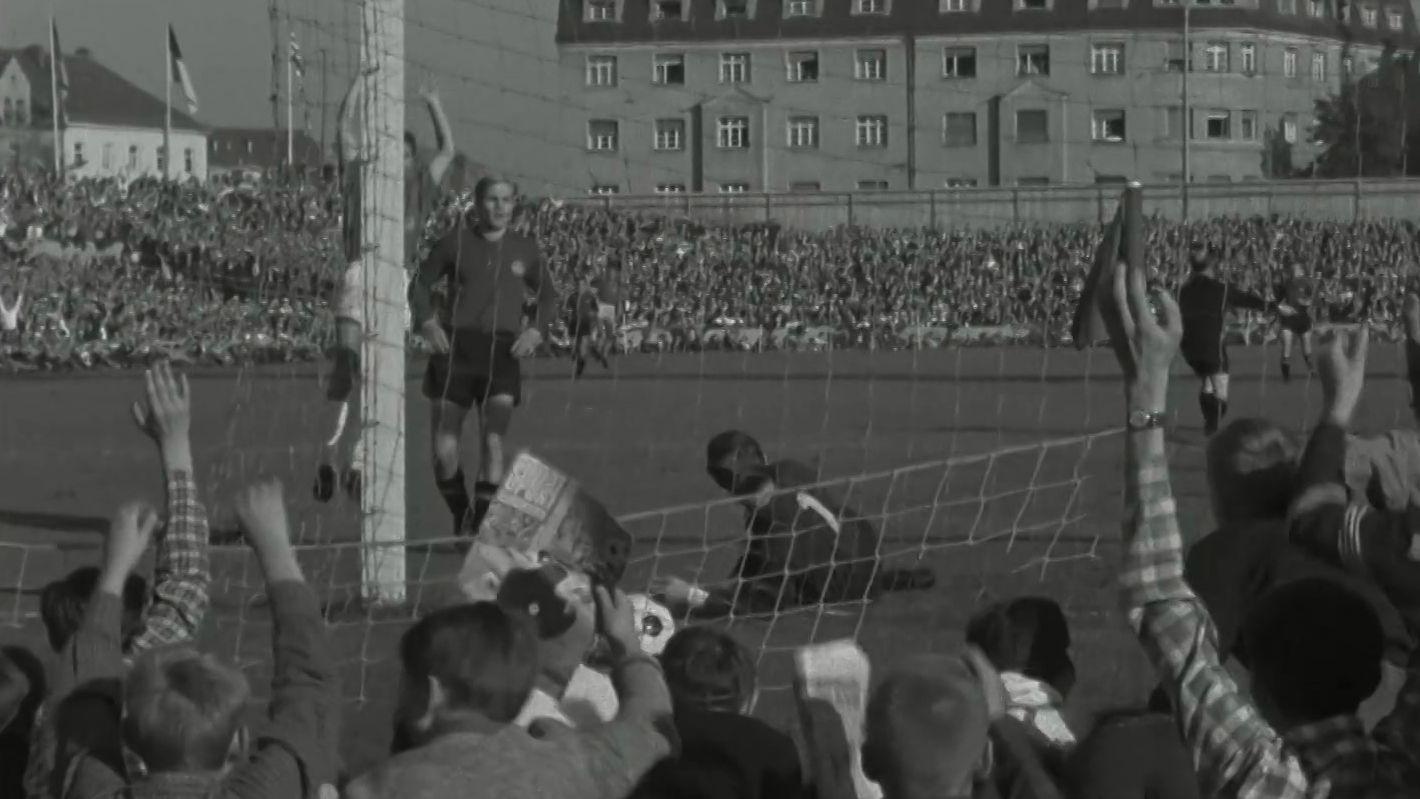 1963 - TSV 1860 gegen 1. FC Nürnberg