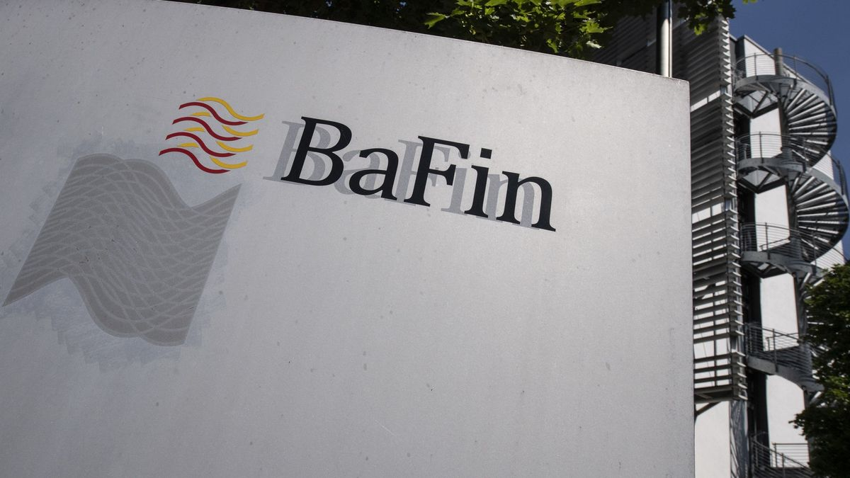 BaFin-Sitz in Frankfurt
