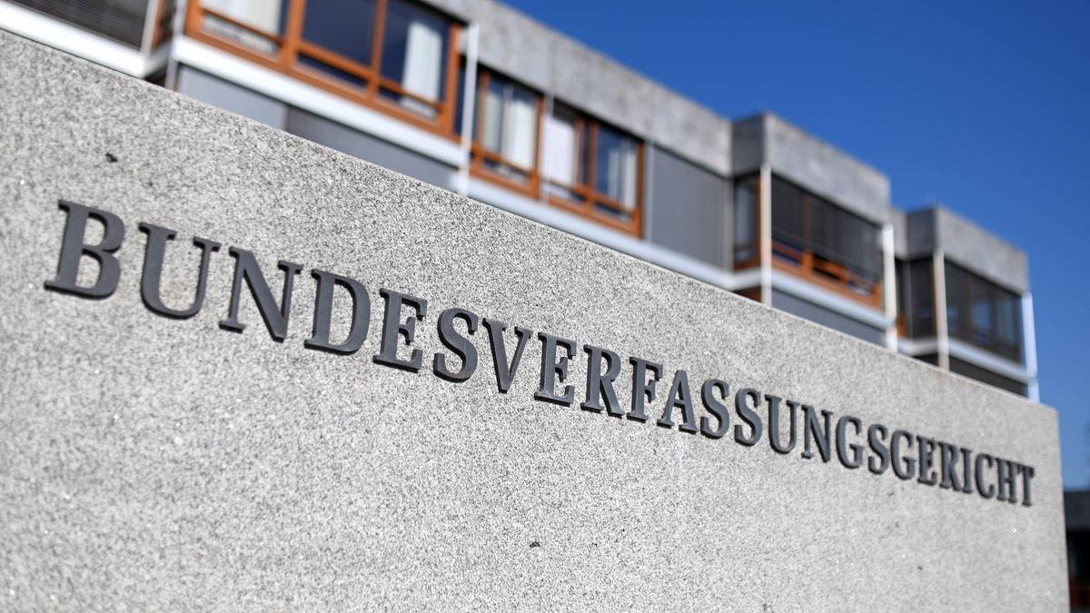 Karlsruher Bundesverfassungsgericht