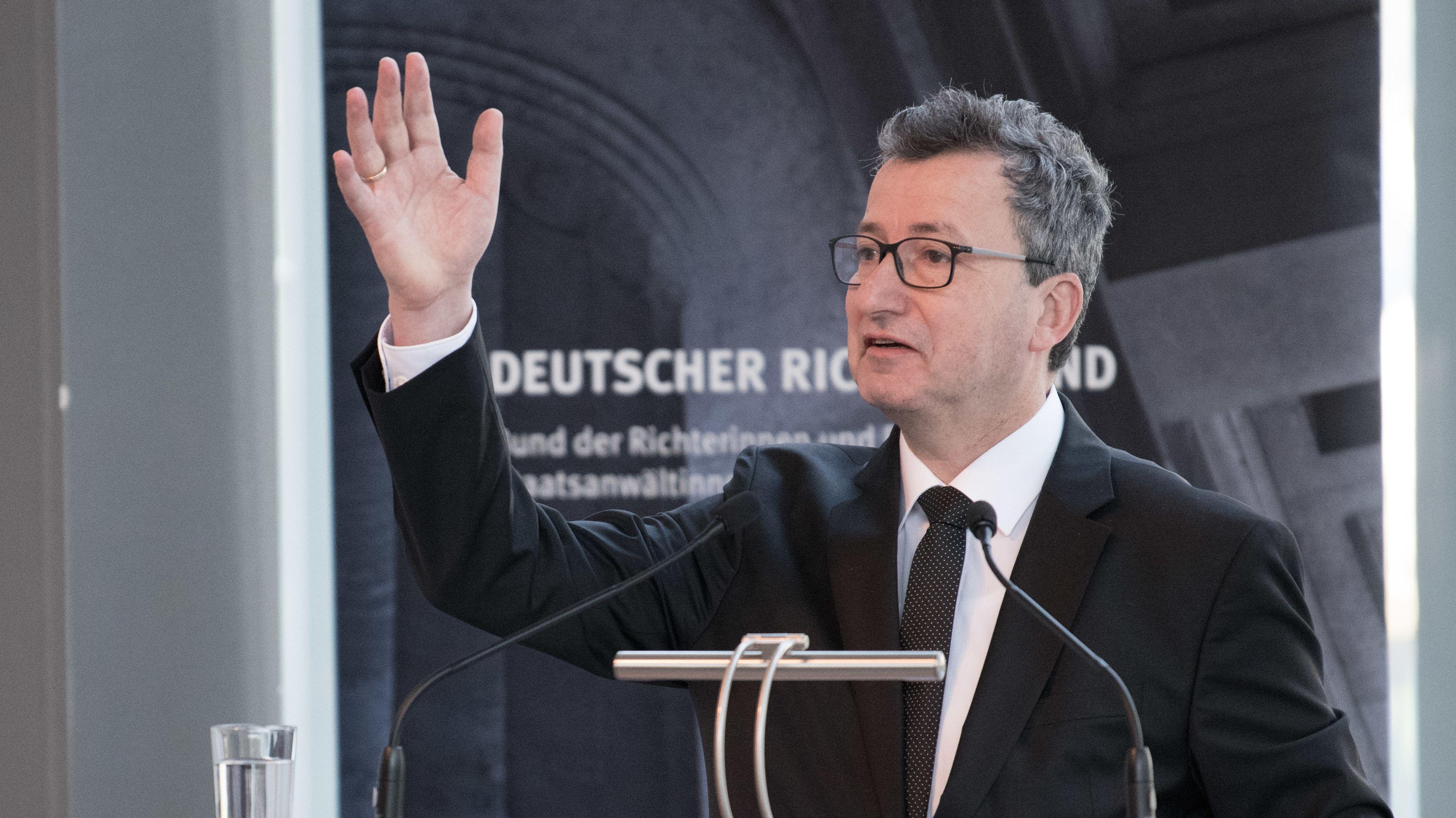 """Richterbund-Chef Jens Gnisa zu Clan-Problemen: """"Zu häufig weggeschaut"""""""