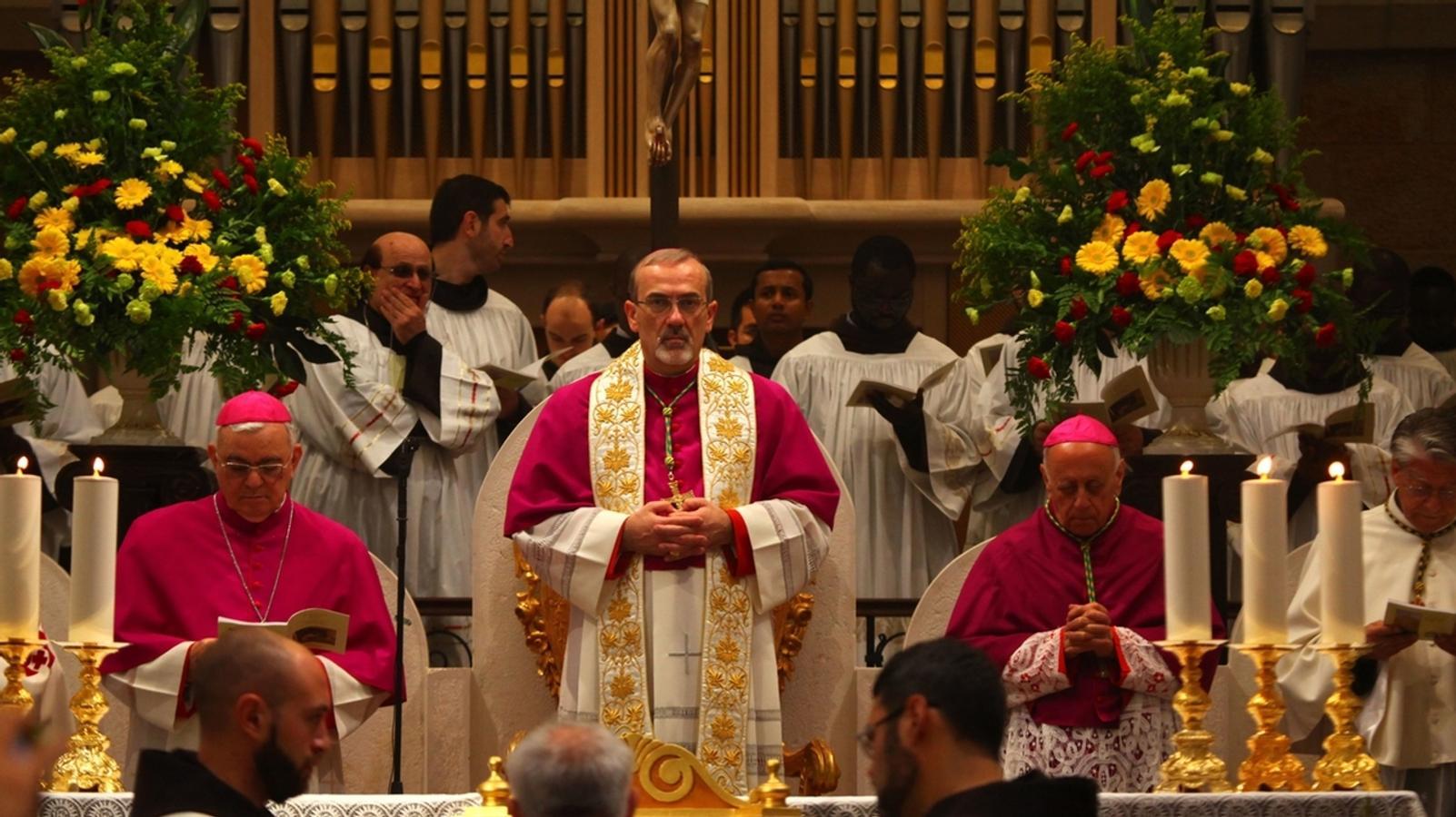 Weihnachten Im Christentum.Weihnachten In Bethlehem Zwischen Gottesdienst Und Krise Br24