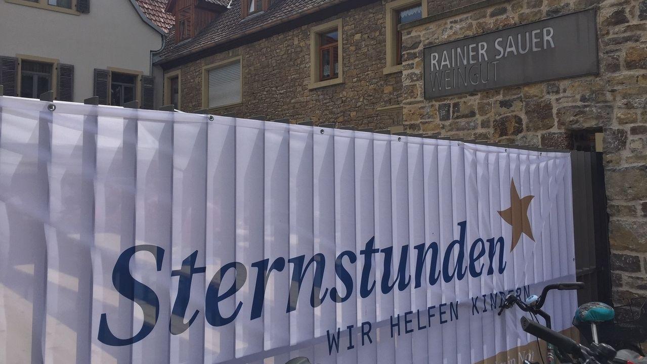 Benefizweinfest in Escherndorf
