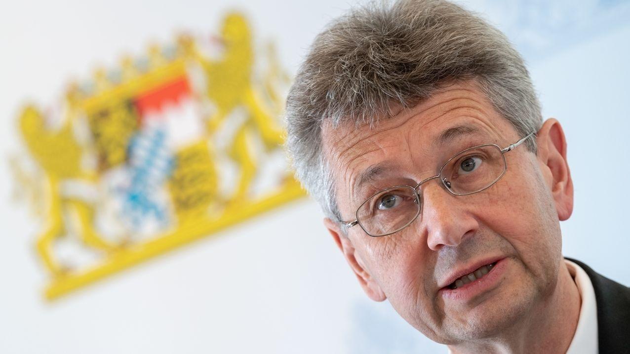 Bayerischer Kulusminister Michael Piazolo
