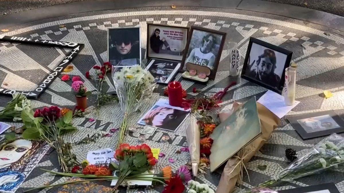 Gedenkstätte im Central Park