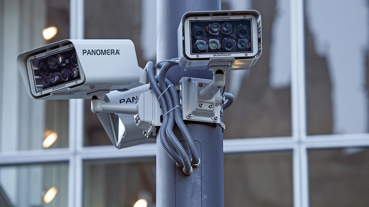 Symbolfoto: Videoüberwachung