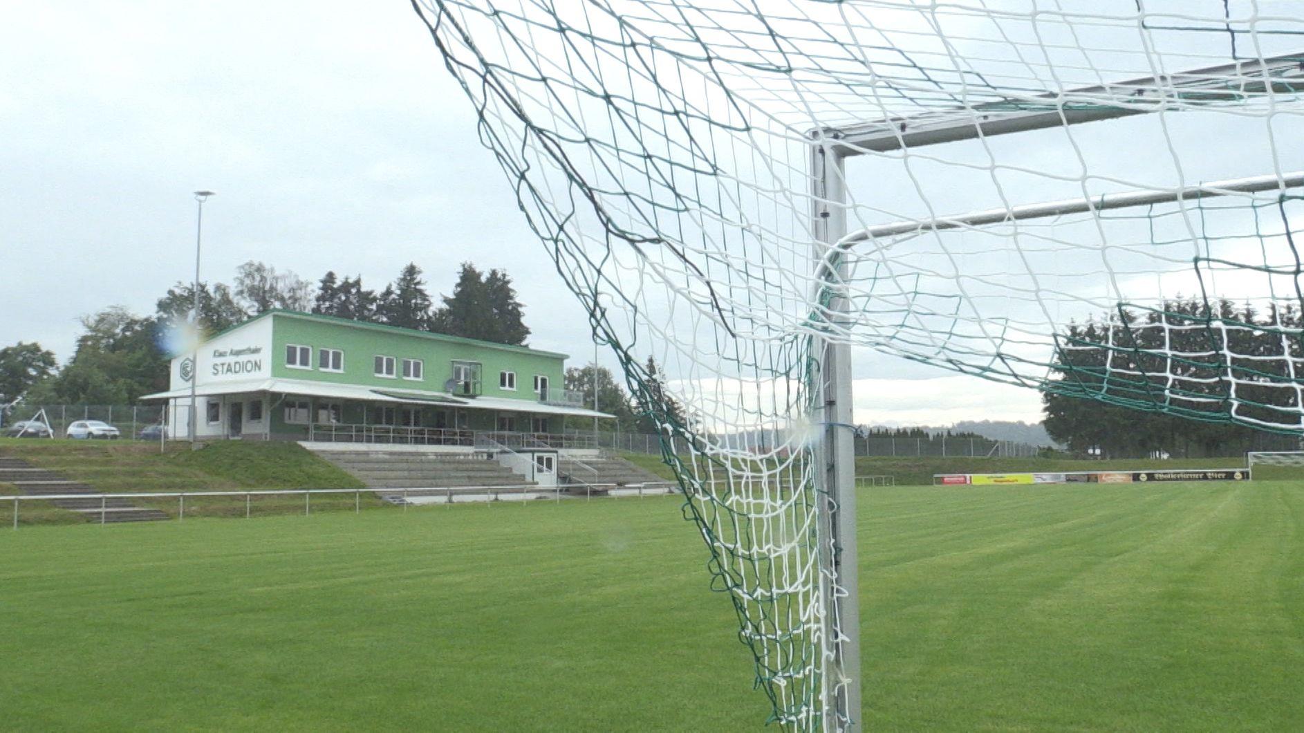Neues Stadion in Vilshofen