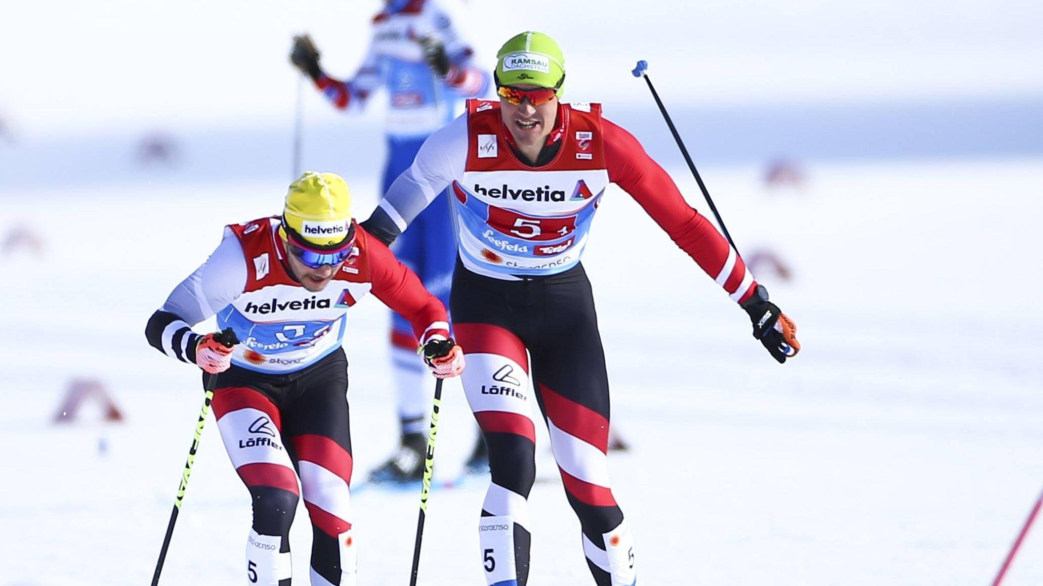 Dominik Baldauf und Max Hauke