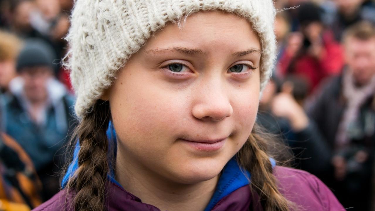 Greta Thunberg bekommt eine Goldene Kamera