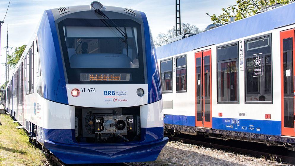 Diese neuen Züge rollen bald durchs Oberland | Bild:Patricia C. Lucas Photography