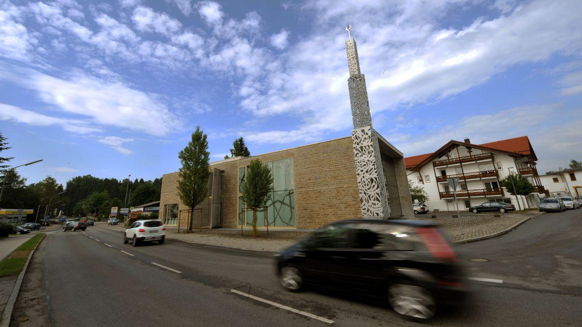 Moschee in Penzberg