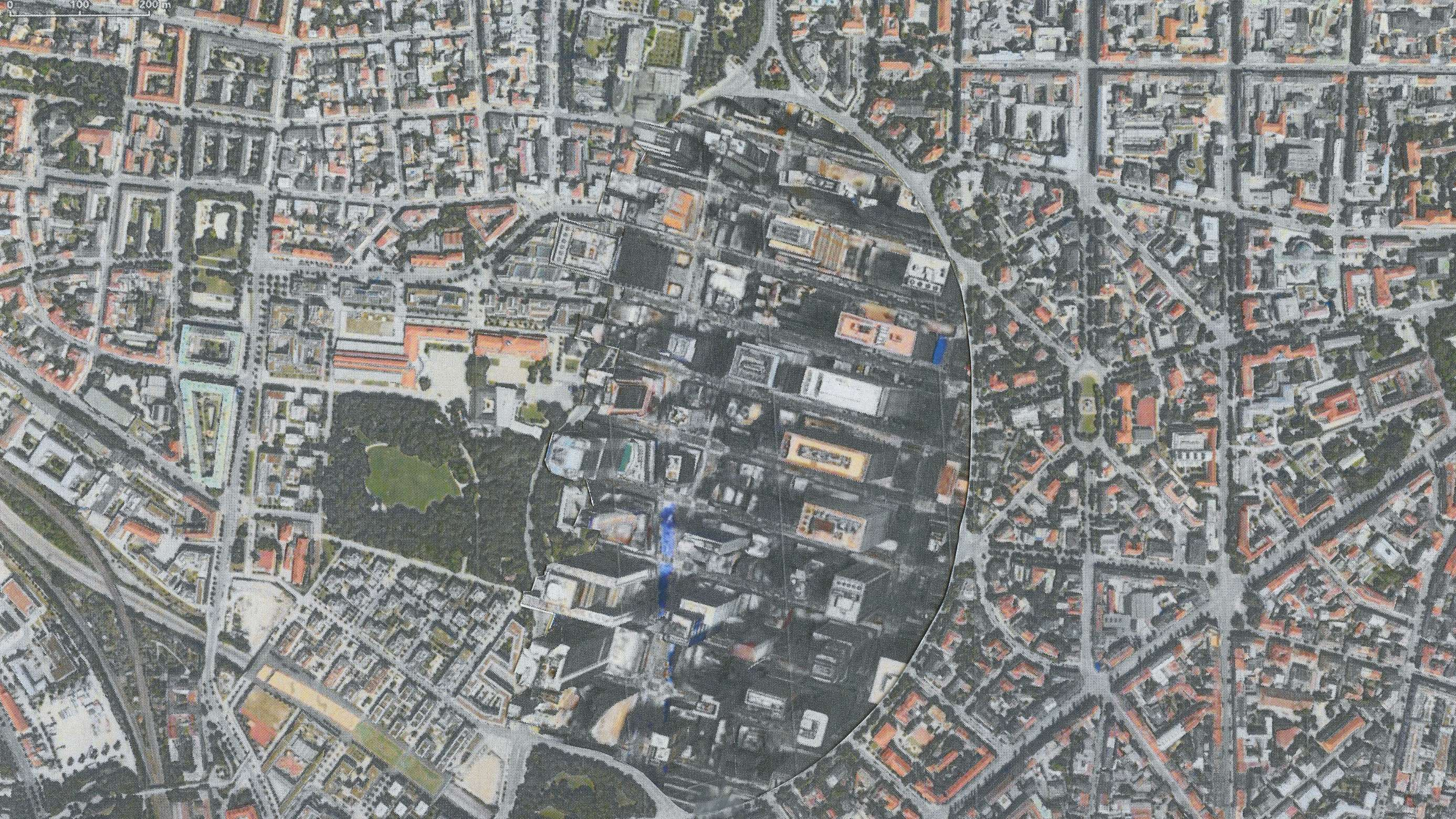 Provokante Frage: Ein Stück Manhattan auf den 43 Hektar der Theresienwiese?