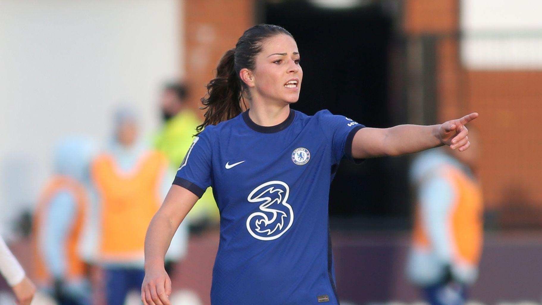 Melanie Leupolz vom FC Chelsea