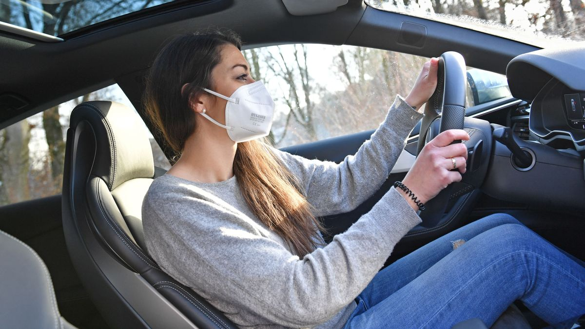 Autofahren während der Corona-Krise