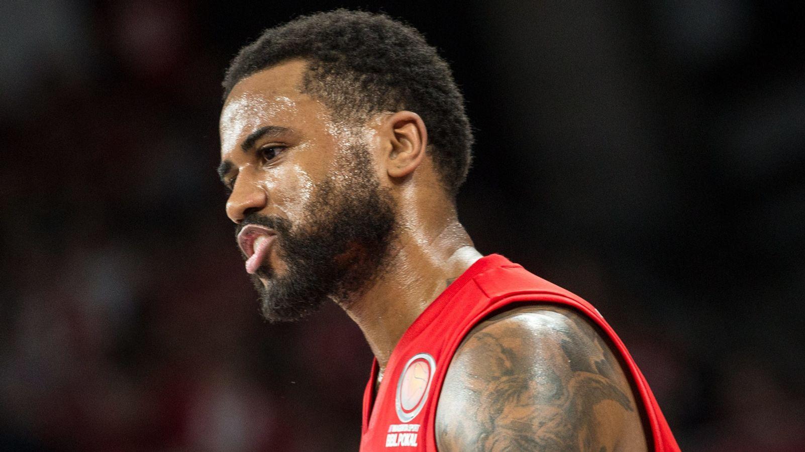 Basketballer Bryce Taylor fällt bei Brose Bamberg aus