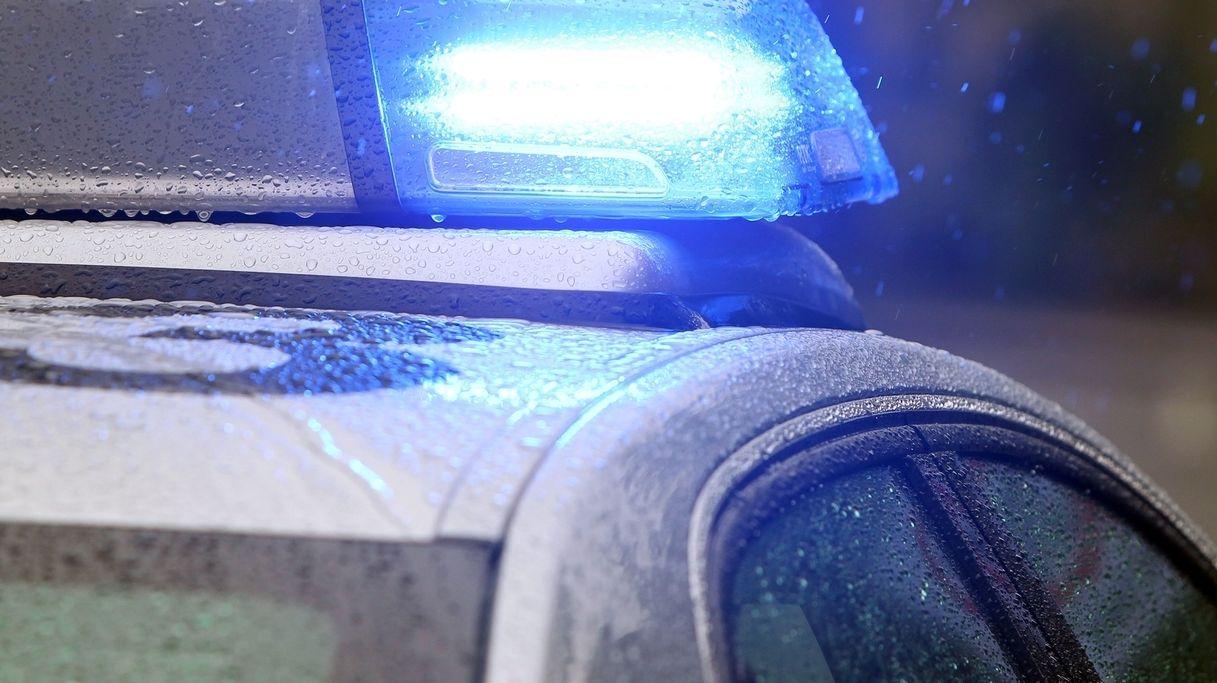 Symbolbild: Polizei Blaulicht