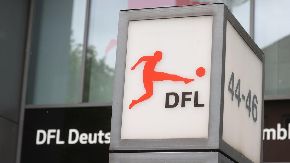 Logo der Deutschen Fußball Liga (DFL)